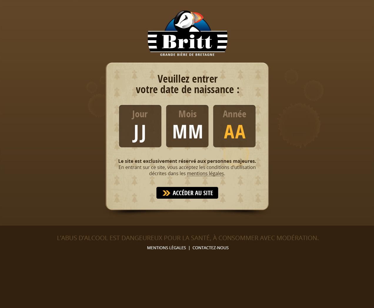 Britt – Page tunnel