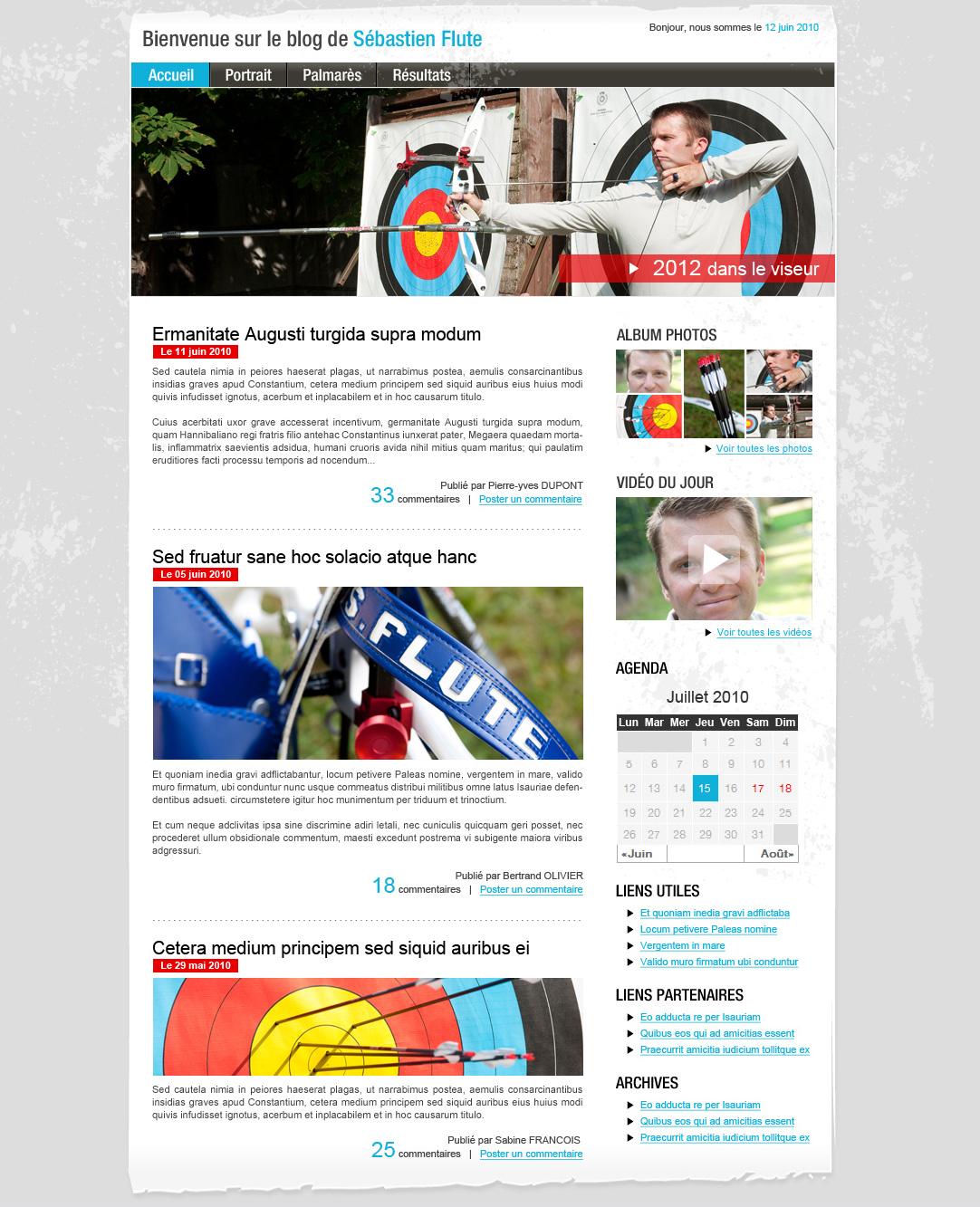 Sébastien Flute – Blog – Accueil